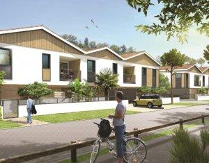 Achat / Vente programme immobilier neuf Le Teich proche gare TER (33470) - Réf. 305