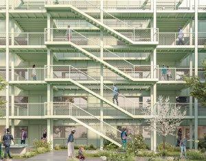 Achat / Vente programme immobilier neuf Lormont à proximité du parc de l'Ermitage (33310) - Réf. 6312