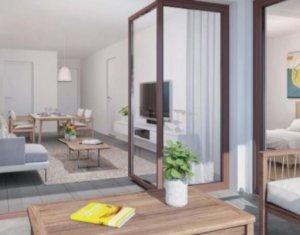 Achat / Vente programme immobilier neuf Lormont Les Akènes (33000) - Réf. 2666