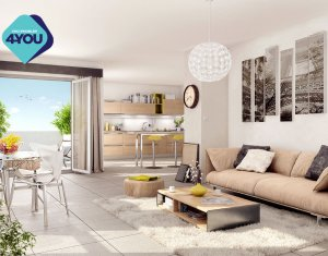 Achat / Vente programme immobilier neuf Lormont proche quartier vieux Lormont (33310) - Réf. 5132