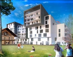 Achat / Vente programme immobilier neuf Lormont proche tramway A (33310) - Réf. 1337