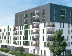 Achat / Vente programme immobilier neuf Lormont proche tramway Bois Fleuri (33310) - Réf. 5187
