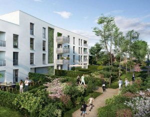 Achat / Vente programme immobilier neuf Lormont quartier des 4 Pavillons (33310) - Réf. 5167
