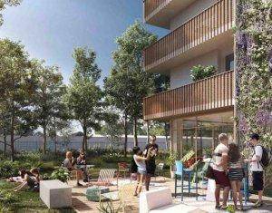 Achat / Vente programme immobilier neuf Lormont résidence étudiante quartier de la Ramade (33310) - Réf. 3831