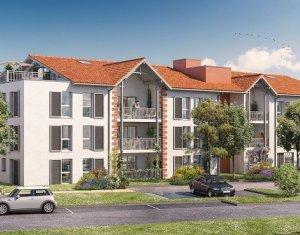 Achat / Vente programme immobilier neuf Marcheprime gare et commerces à pied (33380) - Réf. 2458
