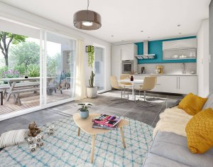 Achat / Vente programme immobilier neuf Martignas-sur-Jalle à proximité du centre ville (33127) - Réf. 6284