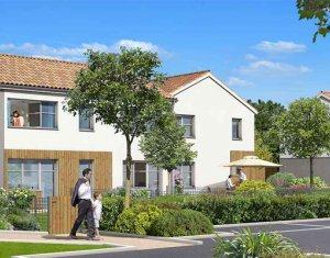 Achat / Vente programme immobilier neuf Martignas-sur-Jalle proche centre-ville (33127) - Réf. 2256