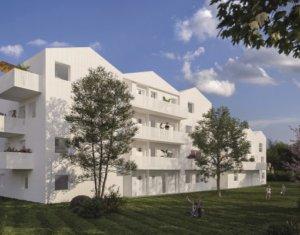 Achat / Vente programme immobilier neuf Mérignac à 1à min du tram ligne A (33700) - Réf. 5248