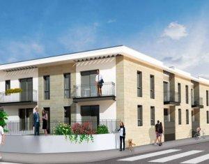 Achat / Vente programme immobilier neuf Mérignac au cœur du quartier Saint-Augustin (33700) - Réf. 4564