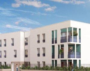 Achat / Vente programme immobilier neuf Mérignac Capeyron (33700) - Réf. 2597