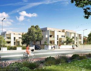Achat / Vente programme immobilier neuf Mérignac Capeyron proche commerces et bus (33700) - Réf. 335