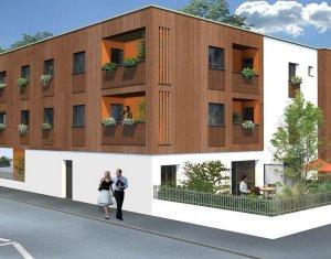Achat / Vente programme immobilier neuf Mérignac carrefour de Capeyron (33700) - Réf. 309