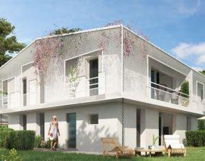 Achat / Vente programme immobilier neuf Mérignac proche arrêt de tram Frères Robinson (33700) - Réf. 2790
