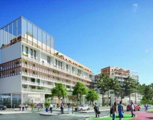 Achat / Vente programme immobilier neuf Mérignac proche futur tramway (33700) - Réf. 3033