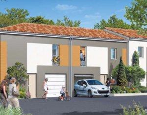 Achat / Vente programme immobilier neuf Mérignac proche Parc Burck (33700) - Réf. 1331