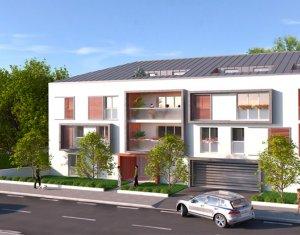 Achat / Vente programme immobilier neuf Mérignac quartier Capeyron (33700) - Réf. 158