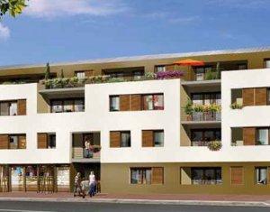Achat / Vente programme immobilier neuf Mérignac quartier Capeyron (33700) - Réf. 2035