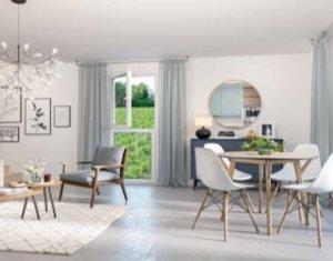 Achat / Vente programme immobilier neuf Montussan secteur calme proche commerces (33450) - Réf. 4674