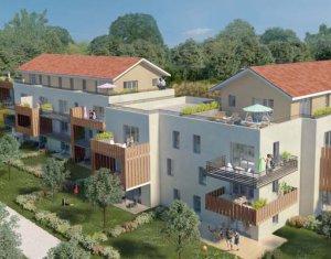 Achat / Vente programme immobilier neuf Parempuyre Fontanieu (33290) - Réf. 3334