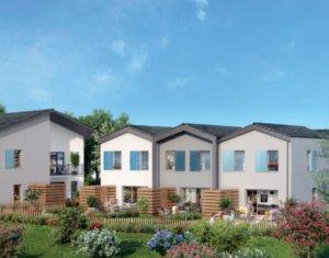 Achat / Vente programme immobilier neuf Parempuyre quartier Bocage Athéna (33290) - Réf. 1675