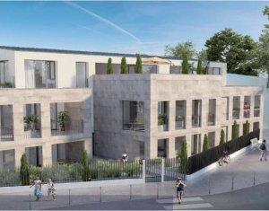 Achat / Vente programme immobilier neuf Pessac à 500 mètres de la gare (33600) - Réf. 3500