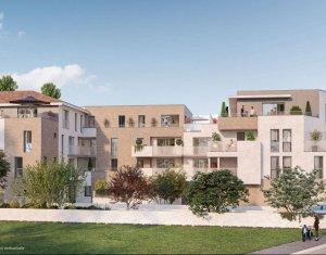 Achat / Vente programme immobilier neuf Pessac à proximité du Parc Cazalet (33600) - Réf. 6218