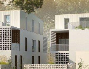 Achat / Vente programme immobilier neuf Pessac Allouette quartier résidentiel proche commerces (33600) - Réf. 1211