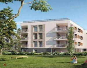 Achat / Vente programme immobilier neuf Pessac au pied du tramway B Châtaigneraie (33600) - Réf. 3504