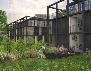 Achat / Vente programme immobilier neuf Pessac proche Bordeaux (33600) - Réf. 562