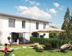 Achat / Vente programme immobilier neuf Pessac proche écoles et commodités (33600) - Réf. 4232