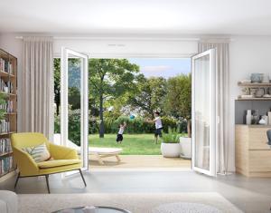 Achat / Vente programme immobilier neuf Pessac quartier du Monteil (33600) - Réf. 5310