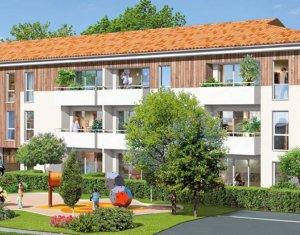 Achat / Vente programme immobilier neuf Pompignac, proche Mairie (33370) - Réf. 946