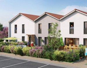 Achat / Vente programme immobilier neuf Saint-Aubin-de-Médoc proche centre-bourg (33160) - Réf. 3958