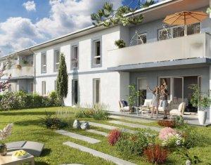 Achat / Vente programme immobilier neuf Saint-Jean-d'Illac à 10min à pied du centre (33127) - Réf. 5813
