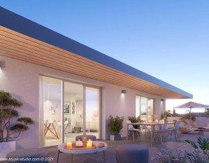 Achat / Vente programme immobilier neuf Saint Médard en Jalles au cœur du centre ville (33160) - Réf. 6280