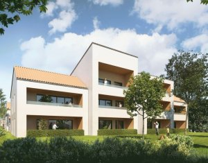 Achat / Vente programme immobilier neuf Saint-Médard-en-Jalles quartier Hastignan (33160) - Réf. 2172