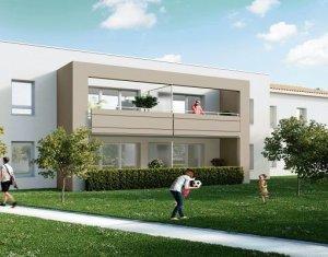 Achat / Vente programme immobilier neuf Saint-Médard-en-Jalles quartier résidentiel (33160) - Réf. 703