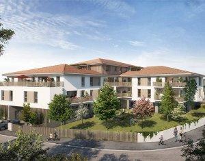 Achat / Vente programme immobilier neuf Saint-Vincent-de-Paul à 20min de Bordeaux (33440) - Réf. 6313