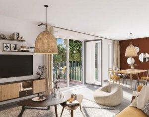 Achat / Vente programme immobilier neuf Saint Vincent de Paul à 30 min de Bordeaux (33440) - Réf. 5309