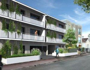 Achat / Vente programme immobilier neuf Talence en plein cœur du domaine universitaire (33400) - Réf. 5210