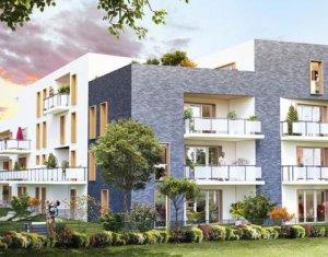 Achat / Vente programme immobilier neuf Villenave d'Ornon proche du tram Pont de la Maye (33140) - Réf. 2188