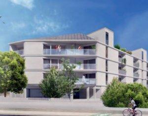 Achat / Vente programme immobilier neuf Villenave-d'Ornon proche Tram C (33140) - Réf. 2165