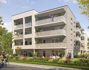 Achat / Vente programme immobilier neuf Villenave-d'Ornon quartier Bocage (33140) - Réf. 2504