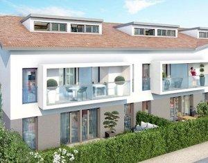 Achat / Vente programme immobilier neuf Villenave-d'Ornon quartier résidentiel proche Bordeaux (33140) - Réf. 2394