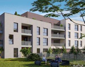 Achat / Vente programme immobilier neuf Villenave d'Ornon à 2 min du tramway (33140) - Réf. 5389