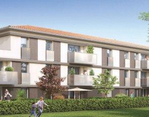 Achat / Vente programme immobilier neuf Villenave d'Ornon, entre Bocage et Vieux Bourg (33140) - Réf. 5220