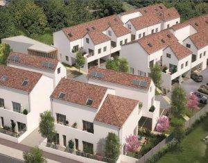 Achat / Vente programme immobilier neuf Villenave-d'Ornon proche piscine (33140) - Réf. 4561