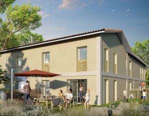Achat / Vente programme immobilier neuf Villenave d'Ornon proche Stade Trigant (33140) - Réf. 6114