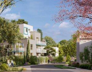 Achat / Vente programme immobilier neuf Villenave-d'Ornon proche tramway (33140) - Réf. 3907