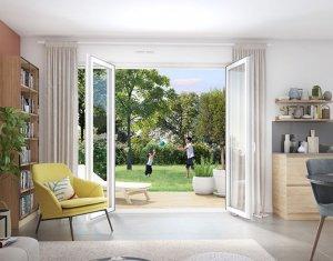 Achat / Vente programme immobilier neuf Villenave-d'Ornon secteur pavillonnaire (33140) - Réf. 4642